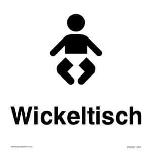 Wickeltisch