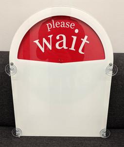 QControl - wait / enter remote control traffic light