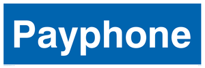 payphone - sign