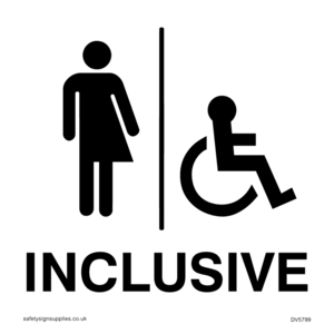 Gender Neutral / Disabled Inclusive Toilet