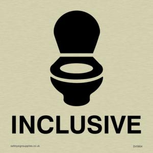 Inclusive WC Toilet