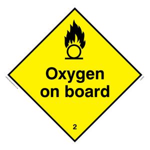 Oxygen on board