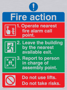 pictorial fire action