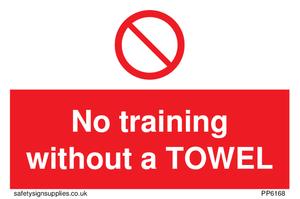 No training without a TOWEL