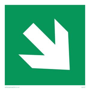 arrow symbol only