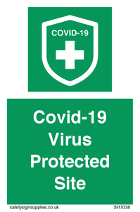 Covid-19 Virus Protected Site