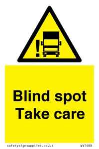 Blind spot Take care
