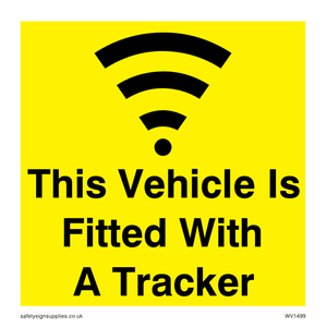 Tracker Fitted