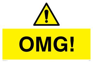 OMG! Sign