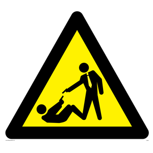 Reservoir Dogs sign