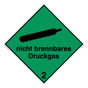 <p>German Non-flammable compressed Gas</p> Text: