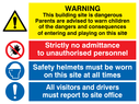 multi-purpose-site-sign-with-warning-triangle-no-admittance-symbol-hard-hats-sym~