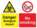 no-smoking-safety-sign-warning-biohazard-symbol-in-yellowblack-and-no-smoking-pr~