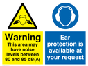 dual-sign-exclamation-in-warning-triangle--ear-protection-symbol~