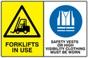 dual-sign-forklifts-in-use-warning-with-high-visibility-clothing-must-be-worn-sy~