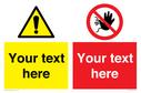 custom-no-access--warning-combination-sign-~