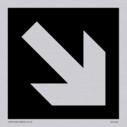 diagonal-arrow-only-sign-in-negative-black~