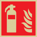 fire-extinguisher-and-flames-symbol-to-mark-the-location-of-extinguishers~
