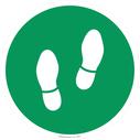 pwalking-feet-symbol-only---green-backgroundp~