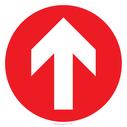 pdirectional-arrow---redp~