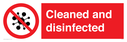 cleaned-and-disinfected~