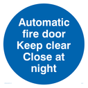 auto-fire-door-keep-clear-sign-~