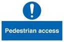 pedestrian-access-sign-~