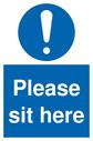please-sit-herenbspwith-mandatory-symbol~