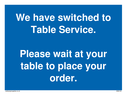 we-have-switched-to-table-service-sign-~