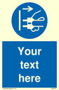 custom-diconnect-mains-plug-sign-sign-add-your-own-custom-text-normal-delivery-t~