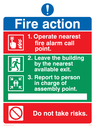 pictorial-fire-action-no-lifts-sign-~