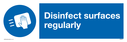 disinfect-surfaces-regularly-sign-~