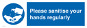 please-sanitise-your-hands-regularly-sign-~