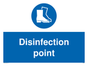 disinfection-point-sign-~