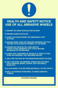 hamps-use-of-abrasive-wheels-withnbspexclamation-symbol~