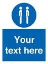 <p>Custom mandatory keep back to back</p> Text: