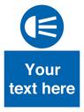 <p>Custom mandatory use navigation lights</p> Text: