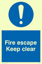fire-escape-keep-clear-with-exclamation-in-blue-circle~