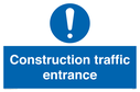 construction-traffic-entrance-mandatory-sign-~