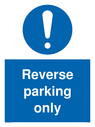 reverse-parking-only-mandatory-sign-~