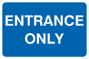 entrance-onlynbsptext-only-on-blue~