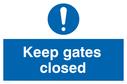 keep-gates-closed-sign-~