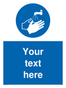 custom-wash-hands-sign-add-your-own-custom-text-normal-delivery-times-apply-blue~