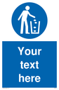 custom-litter-sign-add-your-own-custom-text-normal-delivery-times-apply-blue-lit~