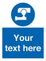 <p>Custom mandatory secure tow hitch</p> Text: