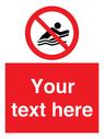 <p>Custom No body boarding</p> Text: