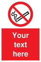 custom-no-ecigarettes--vaping-sign-with-warning-symbol--ecigarette-in-red-prohib~