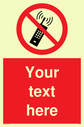 custom-no-mobiles-sign-add-your-own-custom-text-normal-delivery-times-apply-red-~