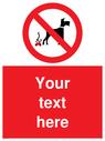 custom-no-dog-fouling-sign-~