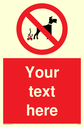 pcustom-no-dog-fouling-sign-add-your-own-custom-text-normal-delivery-times-apply~
